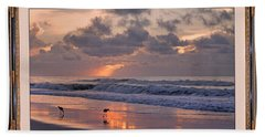Lifetime Love Beach Sheet by Betsy Knapp