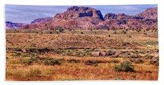 Navajo Nation Series 2 Beach Sheet by Bob and Nadine Johnston