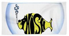 Phish Bowl Beach Towel by Bill Cannon
