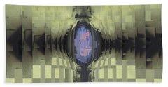 Riven Beach Sheet by Tim Allen