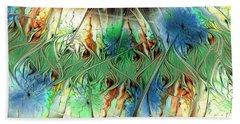 Sensory Threshold Beach Sheet by Anastasiya Malakhova