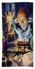 The Alchemist Beach Sheet by Andrew Farley