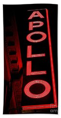 The Apollo Beach Towel by Ed Weidman