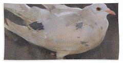 The Pigeon Beach Sheet by Joseph Crawhall