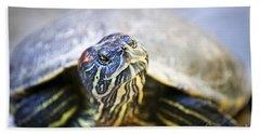 Turtle Beach Towel by Elena Elisseeva