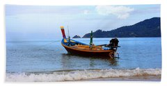 Thailand Beach Sheet by Mark Ashkenazi