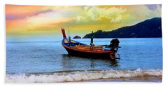 Thailand Beach Towel by Mark Ashkenazi