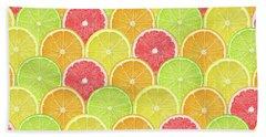 Fresh Fruit  Beach Towel by Mark Ashkenazi