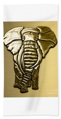 Elephant Collection Beach Towel by Marvin Blaine