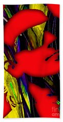 Bono Collection Beach Towel by Marvin Blaine