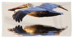 A Closer Look Beach Towel by Janet Fikar