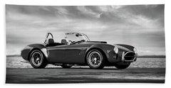 Ac Shelby Cobra Beach Sheet by Mark Rogan