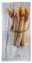 Asparagus Beach Sheet by Nailia Schwarz