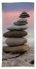 Balance Beach Towel by Stelios Kleanthous