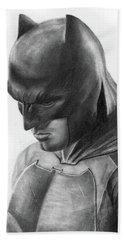 Batman Beach Sheet by Artistyf