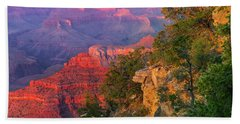 Canyon Allure Beach Towel by Mikes Nature