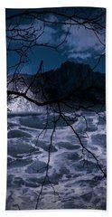 Caliginosity Beach Sheet by Lourry Legarde