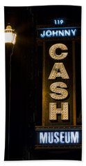 Cash Beach Towel by Stephen Stookey