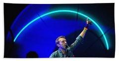 Coldplay3 Beach Sheet by Rafa Rivas