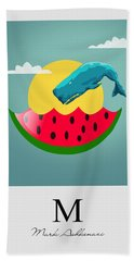 Cool  Beach Towel by Mark Ashkenazi