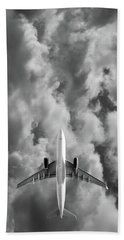 Destination Unknown Beach Towel by Mark Rogan