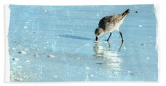 Dig In Beach Towel by Marvin Spates
