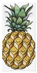 Fruitful Beach Towel by Kelly Jade King