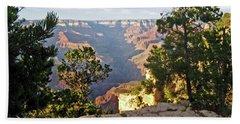 Grand Canyon No. 1 Beach Sheet by Sandy Taylor