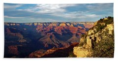 Grand Canyon No. 2 Beach Towel by Sandy Taylor