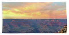 Grand Canyon No. 5 Beach Towel by Sandy Taylor