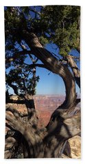 Grand Canyon No. 6 Beach Sheet by Sandy Taylor