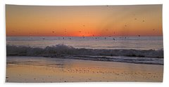 Inspiring Moments Beach Sheet by Betsy Knapp