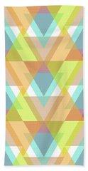 Jeweled Beach Towel by SharaLee Art
