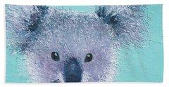 Koala Beach Sheet by Jan Matson