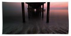 Konakli Pier Beach Towel by Tor-Ivar Naess