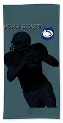 Penn State Football Beach Towel by David Dehner