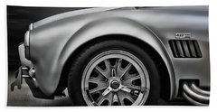 Shelby Cobra Gt Beach Sheet by Douglas Pittman