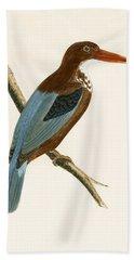Smyrna Kingfisher Beach Sheet by English School
