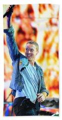 Coldplay4 Beach Sheet by Rafa Rivas