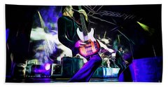 Stone Temple Pilots Collection Beach Towel by Marvin Blaine