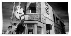 Sun Studio - Memphis #3 Beach Towel by Stephen Stookey