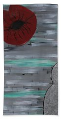Taylor Beach Towel by Alexandria Drake