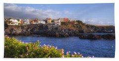 Tenerife - Alcala Beach Towel by Joana Kruse