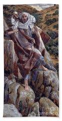 The Good Shepherd Beach Towel by Tissot