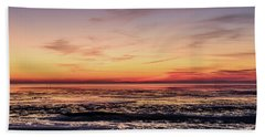Beach Towel featuring the photograph The Other World by Thierry Bouriat