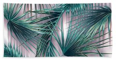 Tropicana  Beach Towel by Mark Ashkenazi