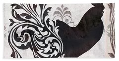 Weathervane II Beach Towel by Mindy Sommers