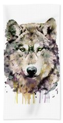 Wolf Head Beach Sheet by Marian Voicu