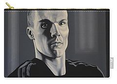 Robert Enke Carry-all Pouch by Paul Meijering