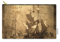A Pirate Looks At Forty Carry-all Pouch by John Stephens